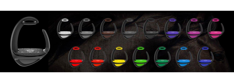 NYHED: Compositi Ellipse sikkerhedsstigbøjler