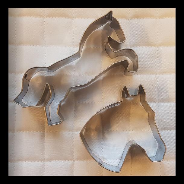 Hestekageform - 2 pak